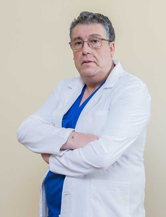Dr. Salvador Nebro Cobos